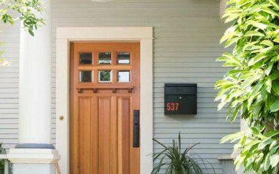 Ha ezt az öt szempontot figyelembe veszed ajtó választásnál, tiéd a tökéletes bejárati ajtó